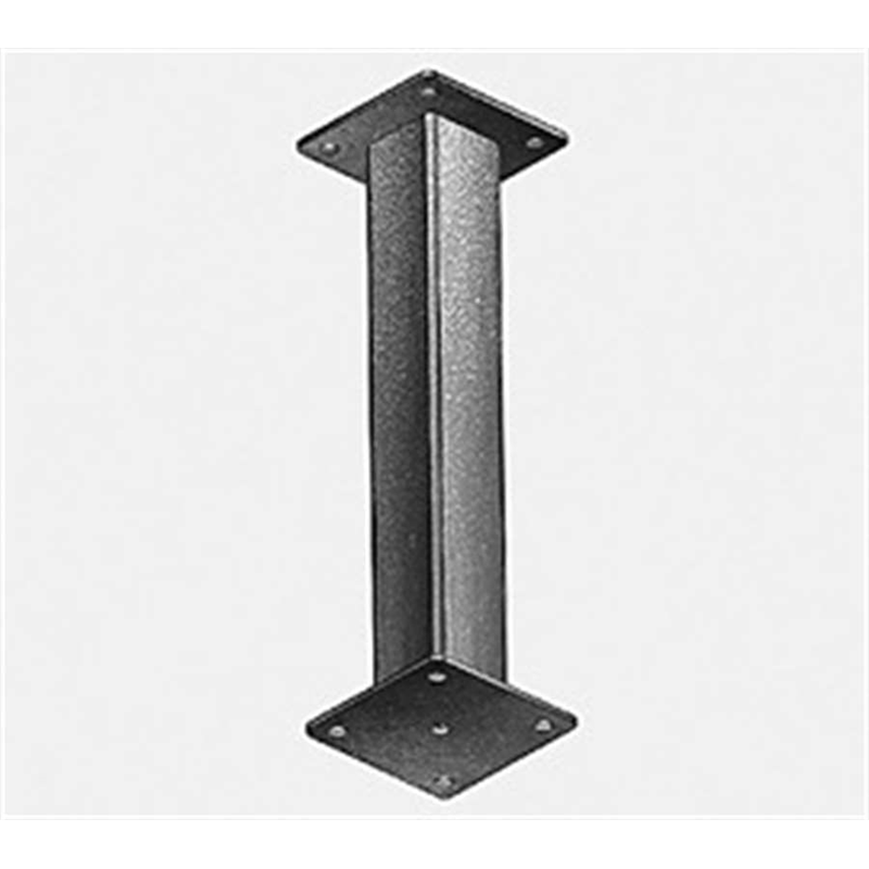 Extension bracket. Length on request