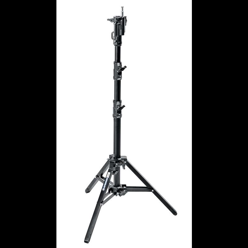 Aluminium stand - 110/198 cm