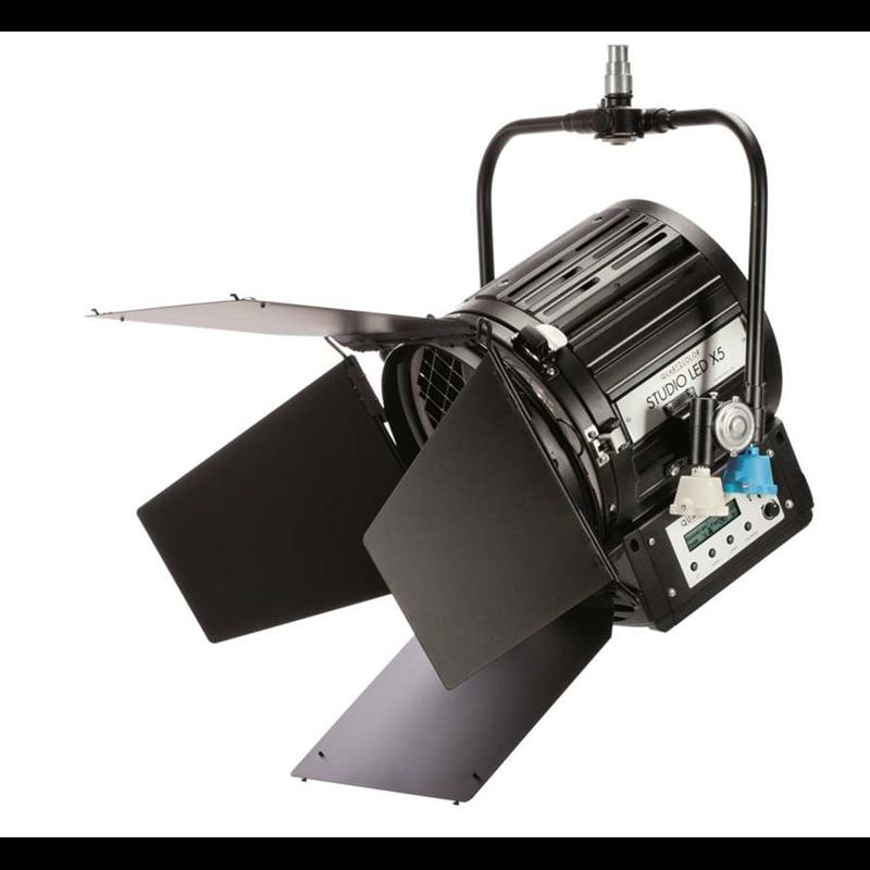 STUDIO LED X5 - 180W LED Fresnel Tungsten