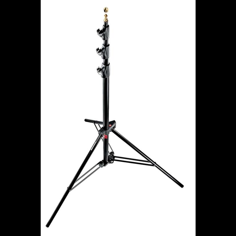 Aluminium master stand - 124/366 cm