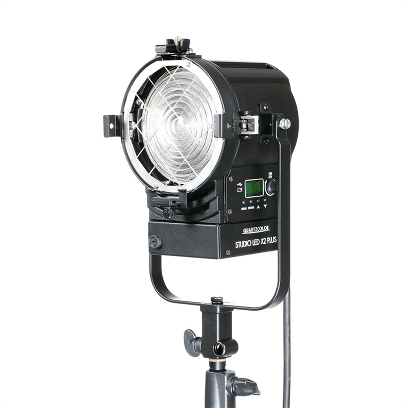 STUDIO LED X2 PLUS BI- COLOR   - LED FRESNEL 60W